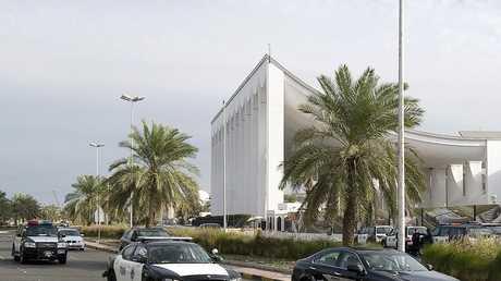 الشرطة الكويتية- صورة أرشيفية