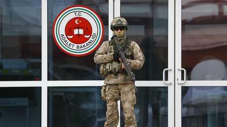 أحد سجون تركيا
