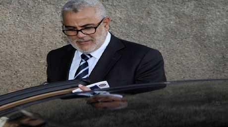 رئيس الوزراء المغربي السابق، عبدالإله بنكيران