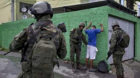 الجيش البرازيلي يتولى الأمن في ريو دي جانيرو