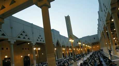 جامع الإمام تركي في الرياض