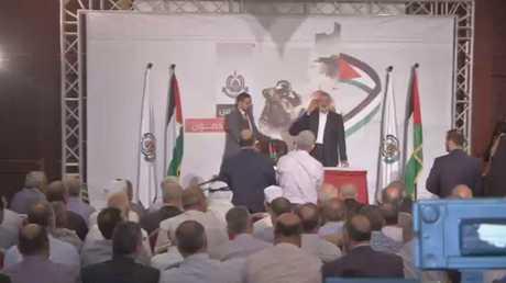 عقوبات أمريكية على حركة حماس