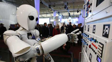 روبوت متطور
