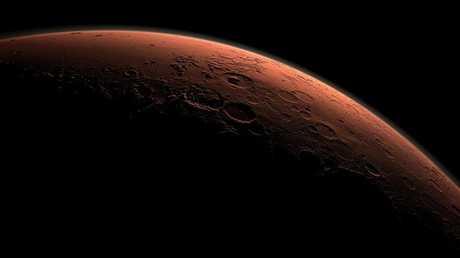 صورة لكوكب المريخ - وكالة ناسا الأمريكية