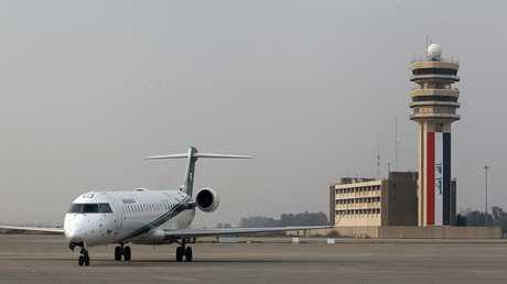 مطار بغداد الدولي - أرشيف