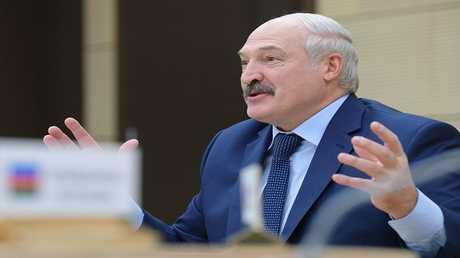 رئيس بيلاروس الكسندر لوكاشينكو