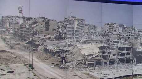 مؤشرات لوقف إطلاق النار في الغوطة