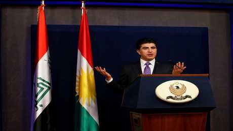 رئيس وزراء إقليم كردستان العراقي، نيجيرفان بارزاني