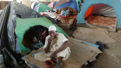 مهاجرون أفارقة في الجزائر