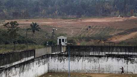 سجن برازيلي- صورة أرشيفية
