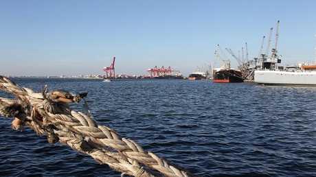 ميناء اللاذقية