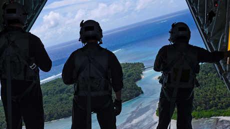 تدريبات الجيش الأمريكي