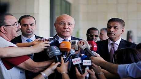 نائب الموفد الأممي الخاص لشؤون سوريا  رمزي عزالدين رمزي