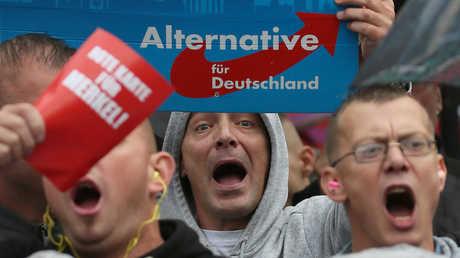 """موالون لحزب """"البديل من أجل ألمانيا"""""""