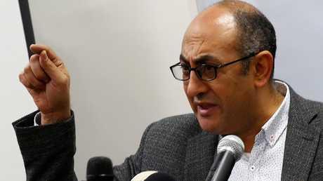 المرشح السابق للانتخابات الرئاسية في مصر خالد علي