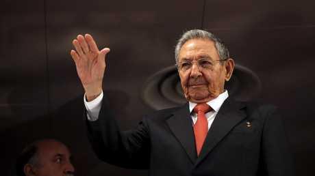 الرئيس الكوبي راؤول كاسترو