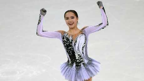أولمبياد 2018.. منافسة روسية-روسية على تحطيم الأرقام في مسابقة التزحلق الفني