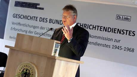 رئيس الاستخبارات الألمانية برونو كاهل