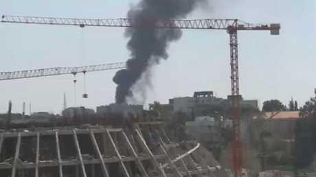 عدسة RT ترصد حجـم الدمار في أحياء دمشق
