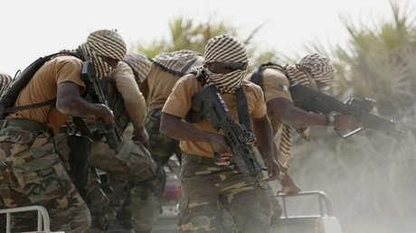 جنود نيجيريون - أرشيف