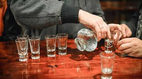 الكحول سبب رئيس للخرف