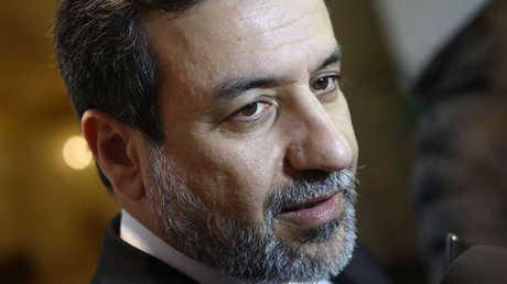 مساعد وزير الخارجية الإيرانية عباس عراقجي