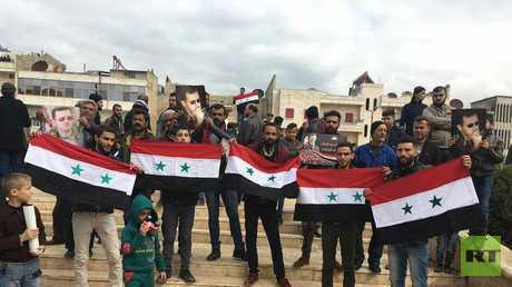 ساحة الحرية - عفرين