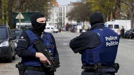عناصر من قوات الأمن البلجيكية - صورة أرشيفية -