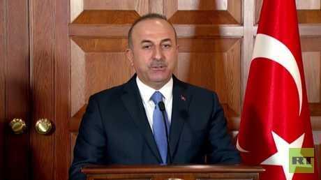 أنقرة: سنواجه من يدعم الميليشيات الكردية