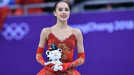 أولمبياد 2018.. زاغيتوفا تهدي روسيا ذهبية مسابقة التزحلق الفني على الجليد