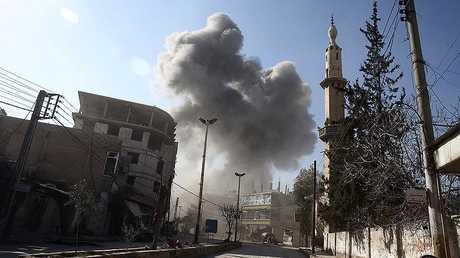 الغوطة الشرقية (أرشيف)