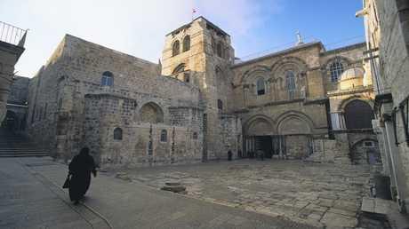 كنيسة القيامة في القدس