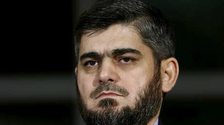 """عضو الهيئة السياسية لـ""""جيش الإسلام"""" محمد علوش"""