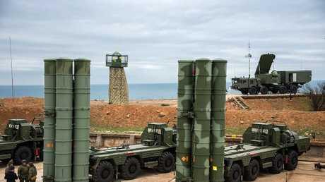 """منظومات """"اس-400"""" الروسية للدفاع الجوي"""