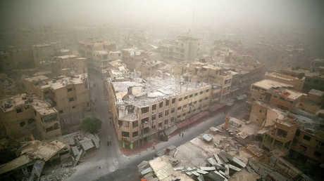الغوطة الشرقية - أرشيف