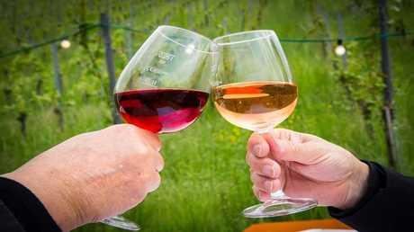 أربعة أنواع من متناولي الكحول
