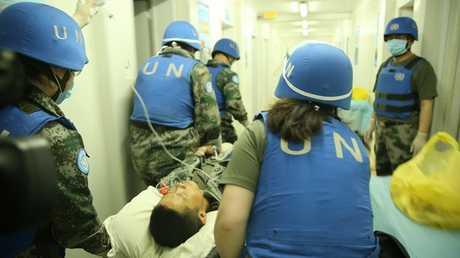 قل مصاب من القوة الأممية في مالي - أرشيف