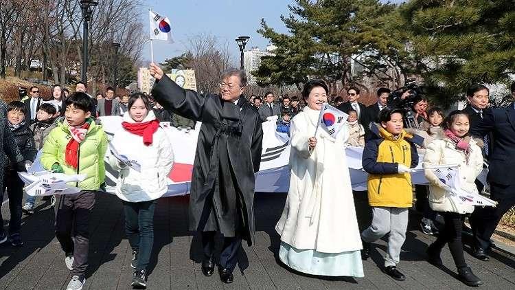 احتدام الجدل من جديد بين طوكيو وسيئول حول ماضي