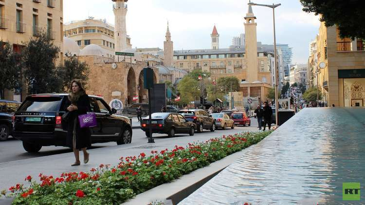 العثور على مادة مشعة في بيروت
