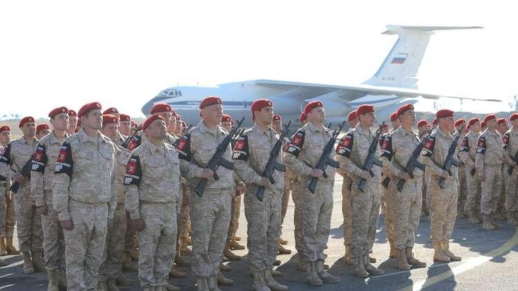 الجيش الروسي يتجه إلى عفرين