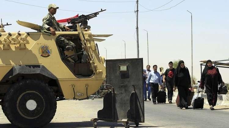 مصر.. الكشف عن عربات تشويش في سيناء غداة شكاو لإسرائيليين من انقطاعات في الاتصالات