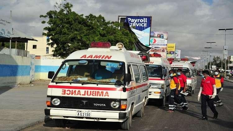 هجوم انتحاري بسيارة مفخخة قرب مقديشو
