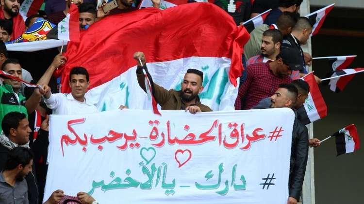 السعوديون ممتنون من الحفاوة العراقية