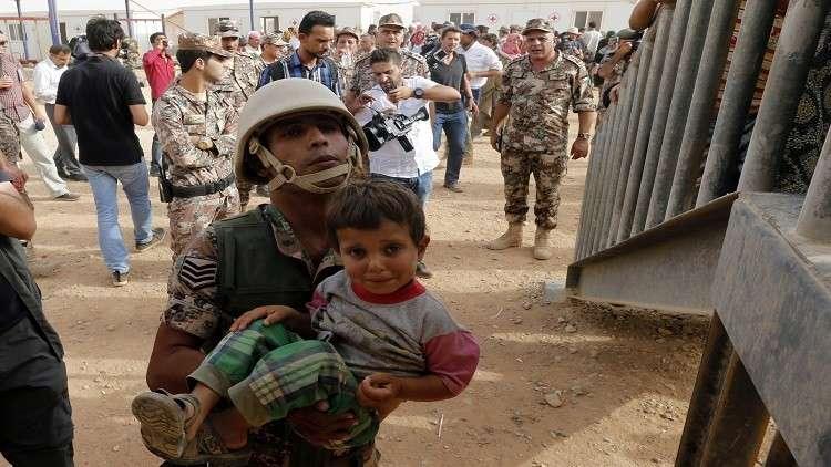 الأردن .. الجيش يسمح بدخول عالقين سوريين في مخيم الركبان للعلاج في المملكة