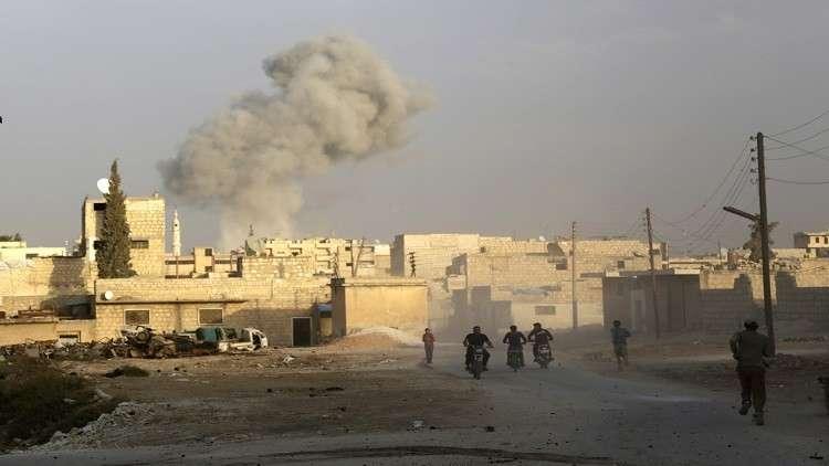 230 قتيلا بالاشتباكات المحتدمة في ريفي إدلب وحلب