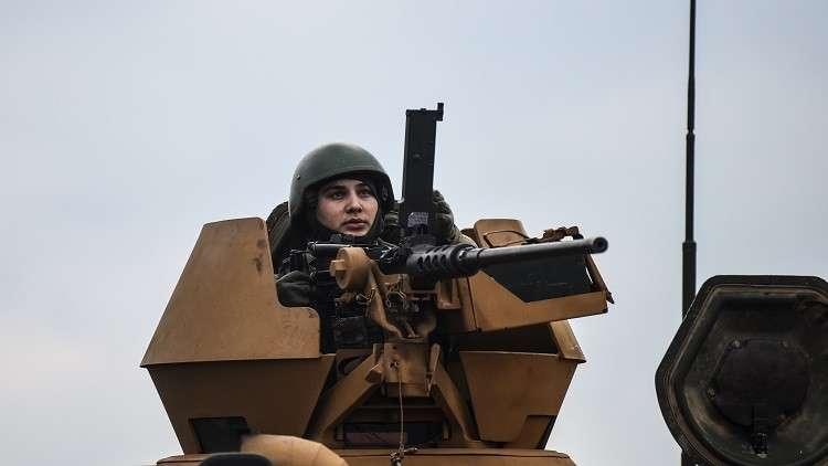 مصادر: القوات التركية الخاصة تنشط في عفرين