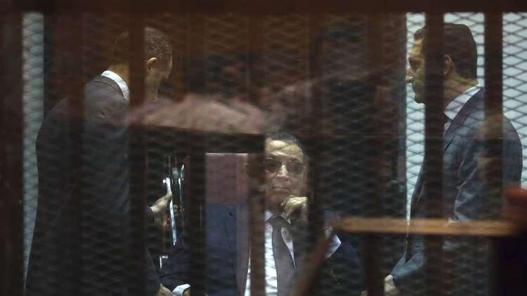 شاهد أحدث صورة للرئيس المصري الأسبق محمد حسني مبارك بعد شائعات عن وفاته