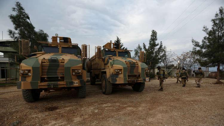 مقتل ثمانية جنود أتراك في معارك عفرين