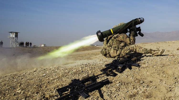 واشنطن توافق على توريد صواريخ مضادة للدروع إلى أوكرانيا
