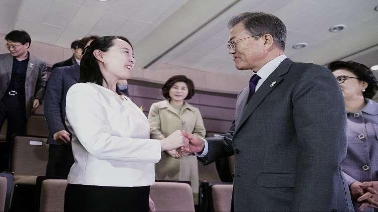 سيئول تبلغ واشنطن عزمها إرسال موفدها إلى بيونغ يانغ